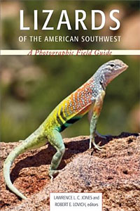 Jones, Lawrence, Rob Lovich, editors.  Lizards of the American Southwest: A Photographic Field Guide.  Rio Nuevo Publishers, 2009.